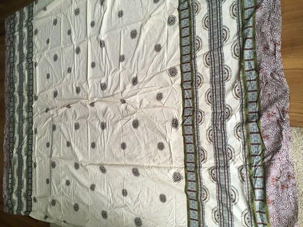 Cienka bawełniana narzuta Tchibo 200x260