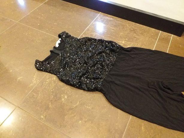 Kombinezon roz.146 czarny H&M