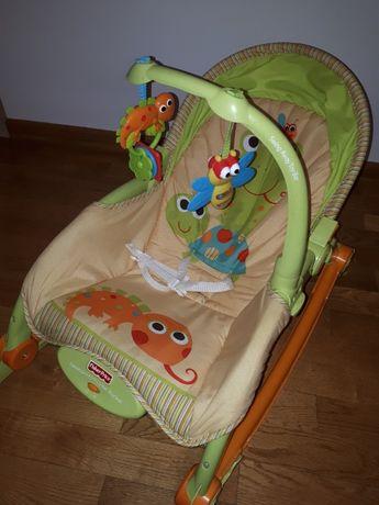 Fotelik,krzesełko Fisher-Price