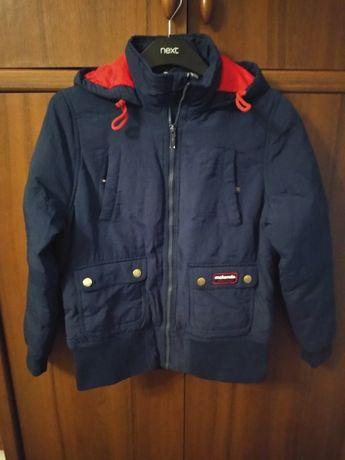 Куртка весна-осінь для хлопця на ріст152-158см з Англії +кофта Lakoste