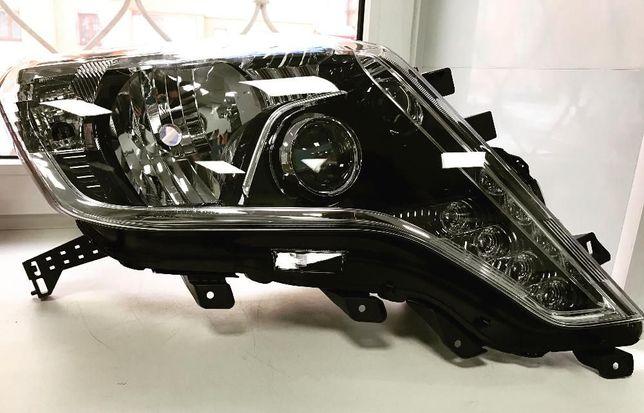 Фара Toyota LC Prado 150 2017г. (в наличии вся кузовщина)