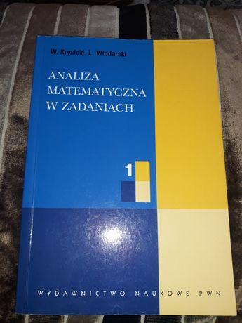 Analiza matematyczna w zadaniach