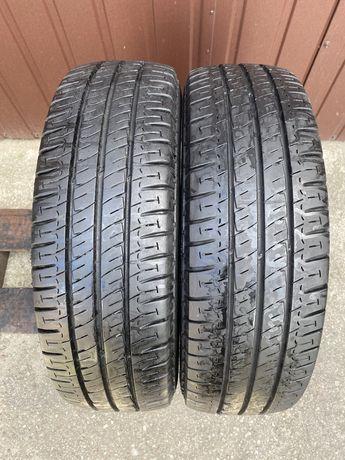 Opony 215/70r15c Michelin 90% bieżnika
