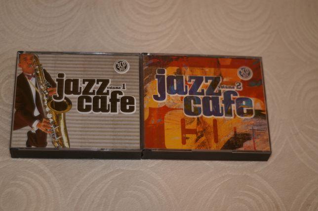 Sprzedam Jazz Cafe volume 1 i 2, dwa boxy po 3 płyty CD