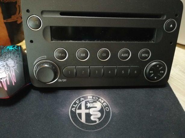 ALFA ROMEO 159 radio fabryczne oryginalne cd