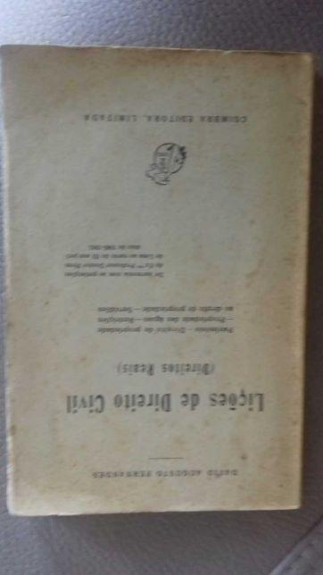Lições de Direito Civil (Direitos Reais), David Augusto Fernandes,1941