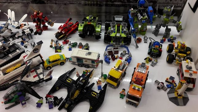 Lego kolekcja wysyłka gratis