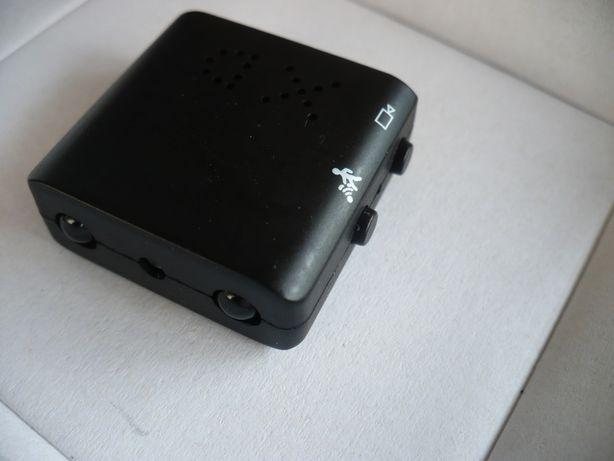Mini kamerka czujnik ruchu
