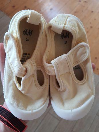Тапочки дитячі H&M