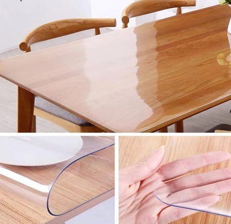 Мягкое стекло защита на мебель