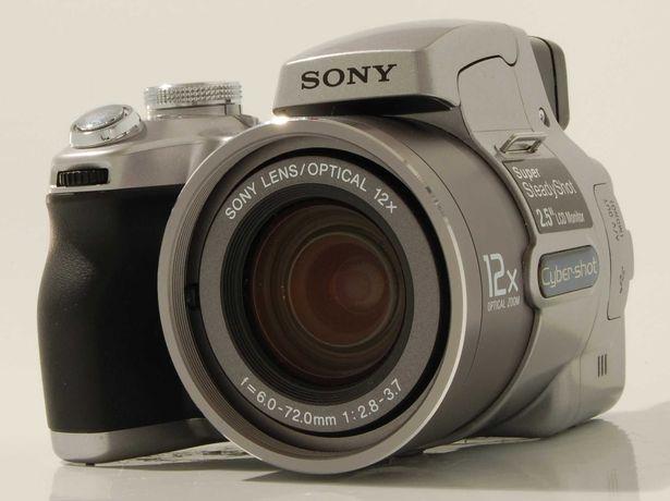 Фотоаппарат SONY Cyber-Shot DSC-H1 камера camera foto фото