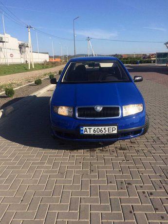 Автомобіль Skoda