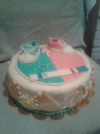 Делаю торты на заказ готова украсить любой ваш праздник