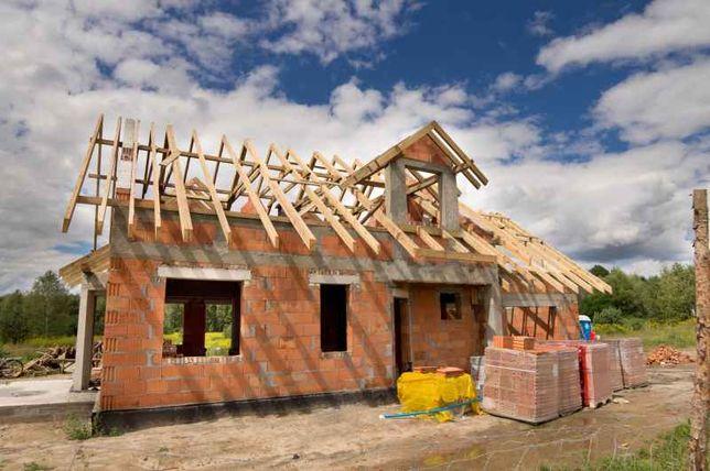 Budowa domów, konstrukcje dachu, elewacje, remonty, wykończenia
