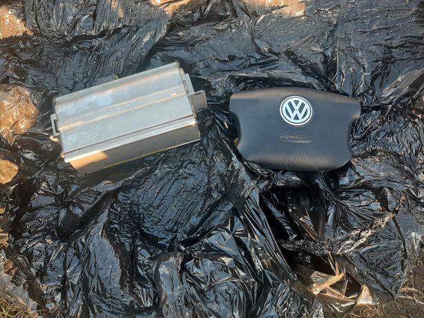 Poduszki Poduszka Kierowcy Pasażera AIrbag Volkswagen VW Golf 4