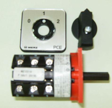 Interruptor Solar Triplo MERZ