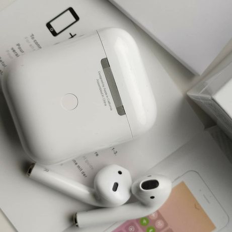 AirPods 2 Apple беспроводные наушники