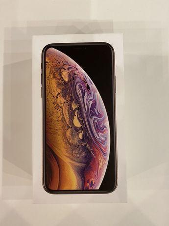 Iphone XS 64 GB stan idealny!zloty!