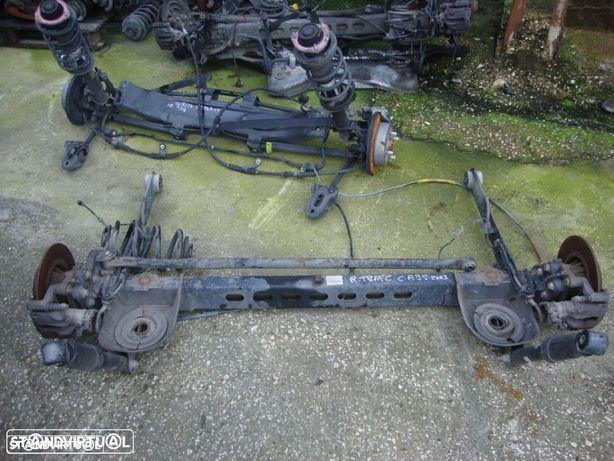 Eixo traseiro Renault Trafic