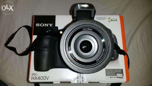 sony HX 400 nova na caixa com muitos extras