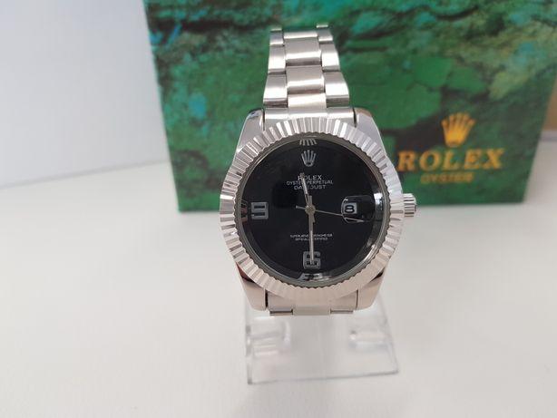 Zegarek męski Rolex Datejust srebrno czarny Limited Edition