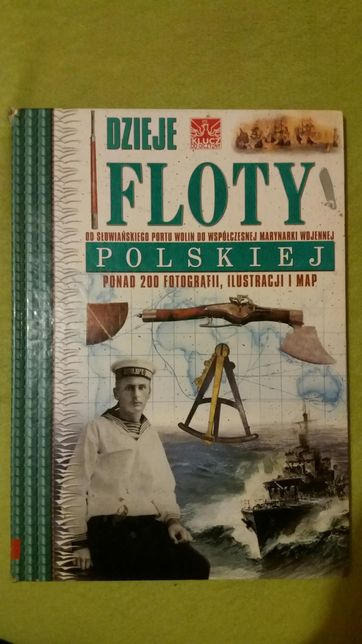 Sprzedam TANIO książkę Dzieje Floty Polskiej