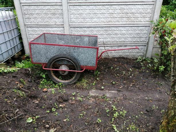 Wózek ogrodowy transportowy
