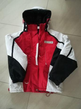 kurtka na narty snowbord roz M
