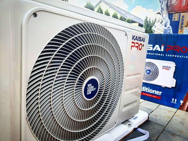 Klimatyzacja KAISAI FLY ONE CARE PRO+ PRO Klimatyzator  Montaż