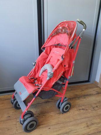 Wózek spacerowy McLaren Techno XT gratis torba z przewijakiem