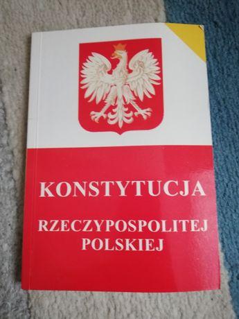 Konstytucja rzeczypospolitej Polskiej książeczka