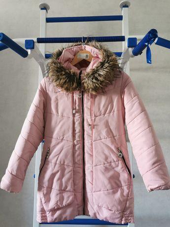 Куртка зимняя на девочку 12-13 лет