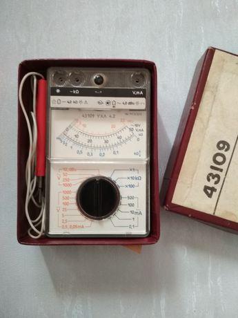 Прибор электроизмерительный комбинированный типа 43109