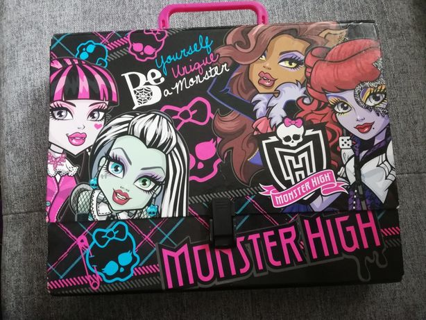 Teczka Monster High