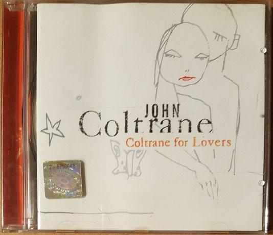 John Coltrane - Coltrane For Lovers na CD
