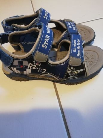 Sandałki star wars 30
