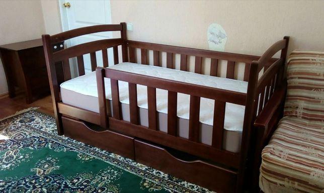 Детская кровать кроватка подростковая купить с дерева мебель для дете