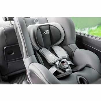Вкладыш для новорожденных в автокресло Britax-Romer Dualfix2 Black