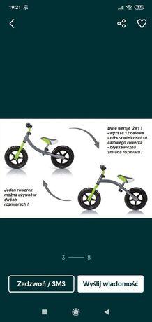 Rower biegowy Nowy
