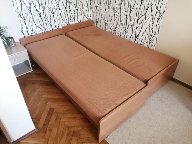 Łóżko 1 osobowe 2szt
