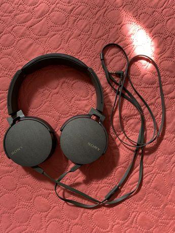 Headphones Sony MDR-XB550