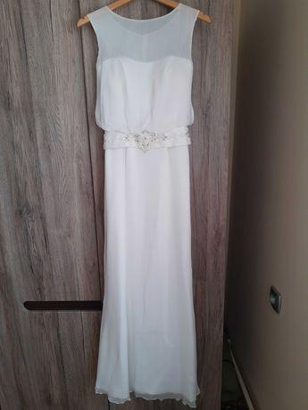 Suknia ślubna rozm 34