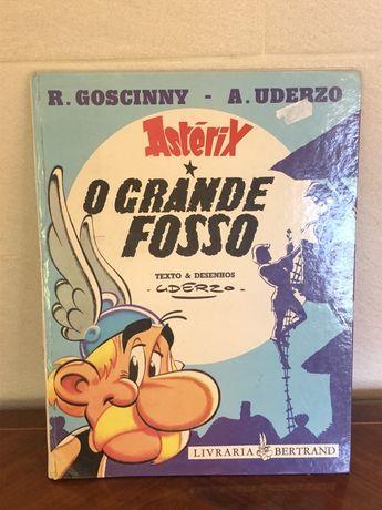 Asterix - O Grande Fosso (portes incluídos)