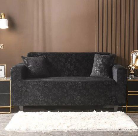 SALDOS capas para sofá 3 lugares de veludo