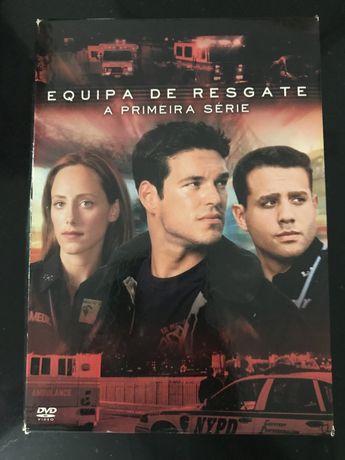 Serie 1 esquipa de resgate dvd
