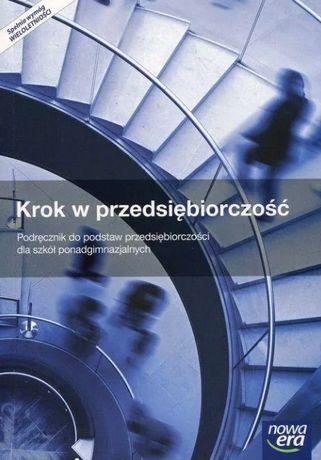 Krok w przedsiębiorczość - podręcznik