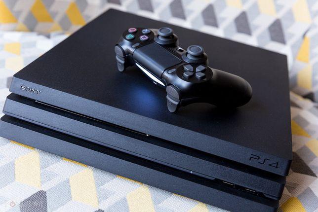 Consola de jogos ps4 pro