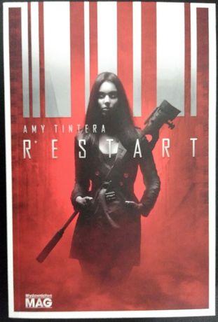 Amy Tintera - Restart