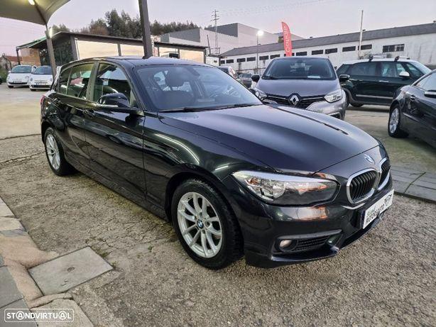 BMW 114 d Advantage