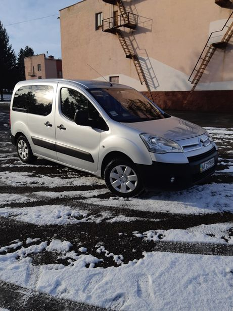 Запчастини Citroen Berlingo 1.6 hdi